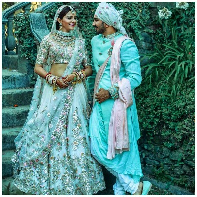 Rubina Dilaik and Abhinav Shukla wedding