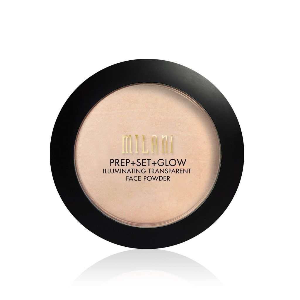 Milani Prep   Set   Glow Illuminating Face Powder