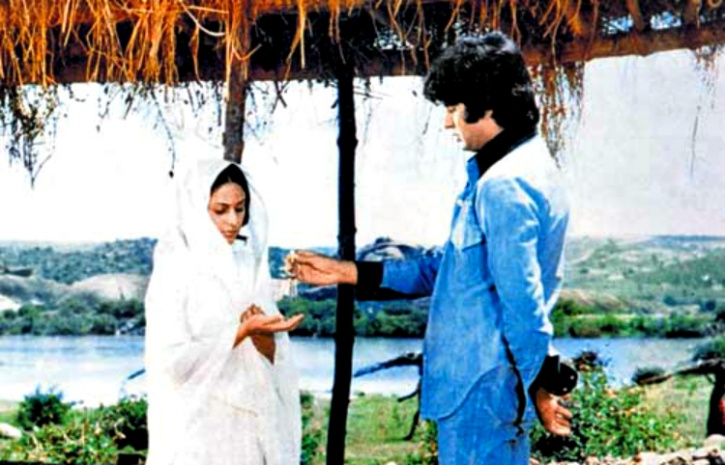 jaya bachchan pregnant while shooting for sholay