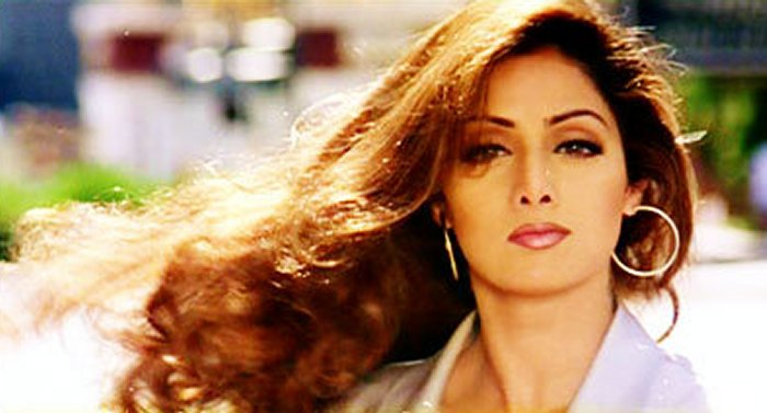 sridevi pregnant while shooting for judaai