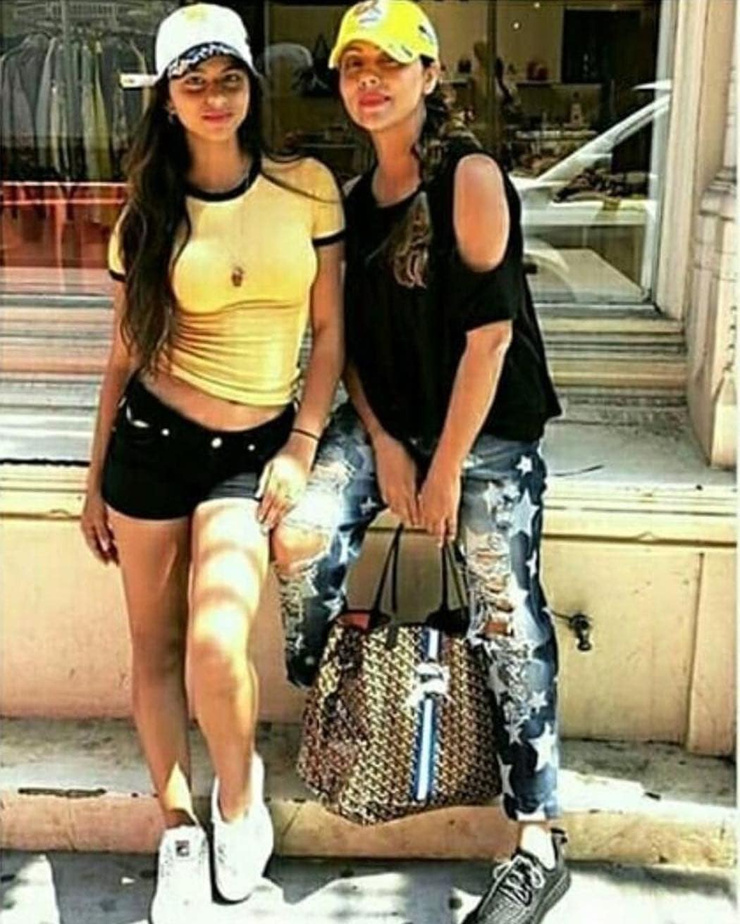 2 suhana khan summer bod not in bikini
