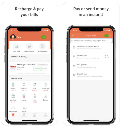 04 freecharge money apps