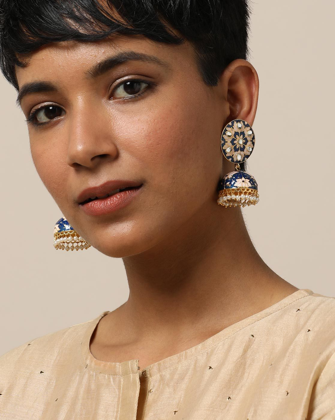 6 ajio jhumkas accessories will never go out of style