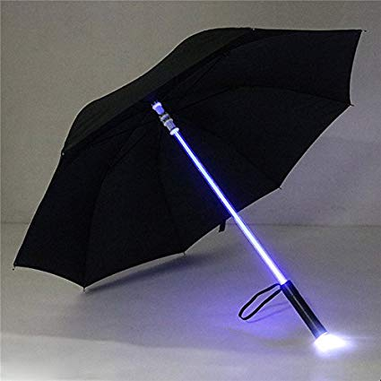 4. LED Flashlight Umbrella