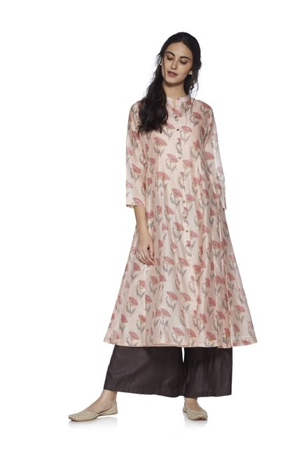 3 kurta zuba westside pink indian pieces