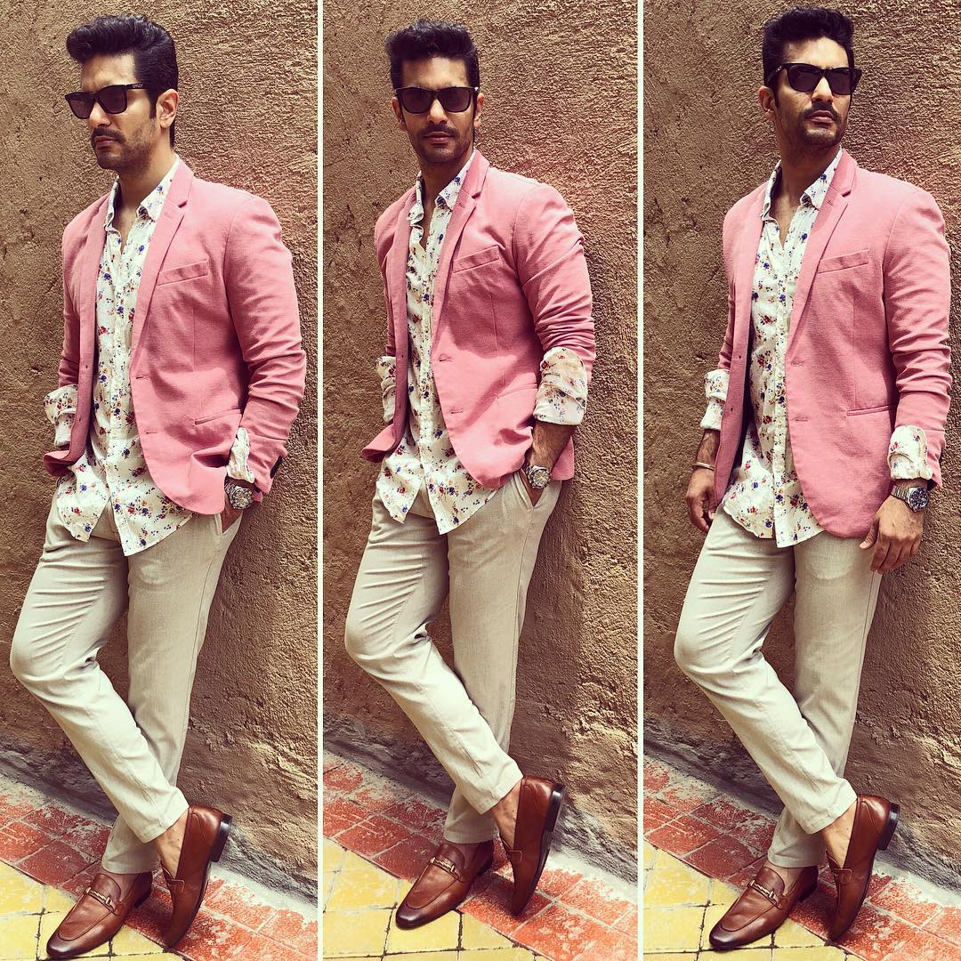 3 bollywood hero - angad bedi