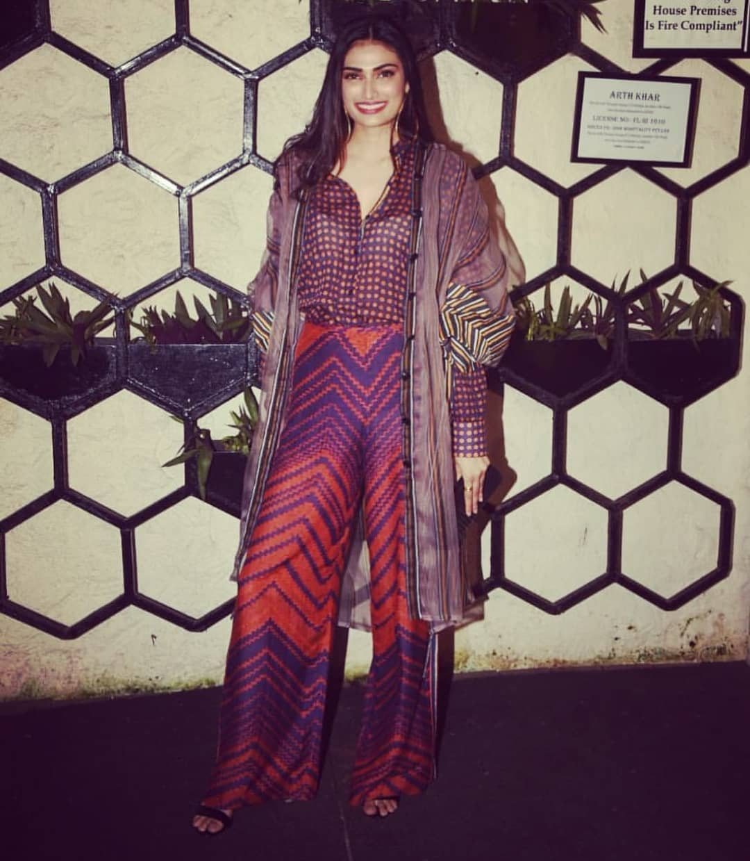 athiya shetty birthday party 2