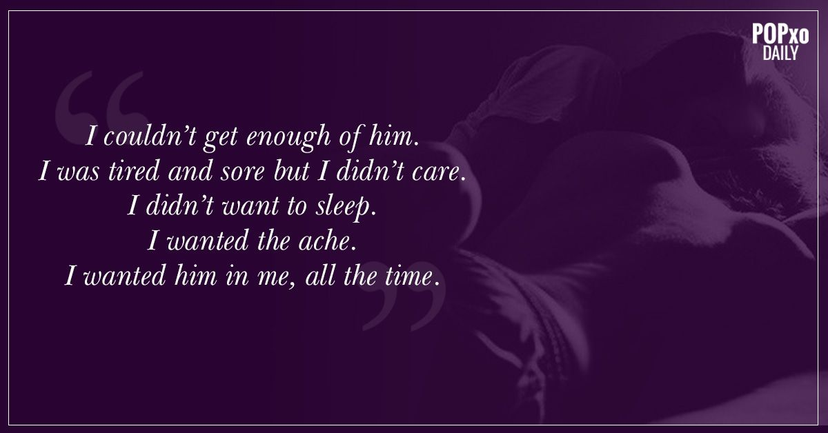 Erotic excerpts from our favourite novel 2