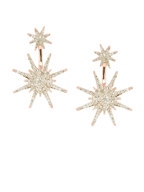1 oomph earrings sparkly jewellery diamond