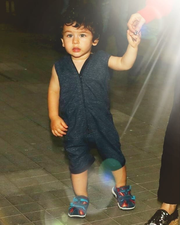 2 taimur ali khan - close up of kareena and saif's son
