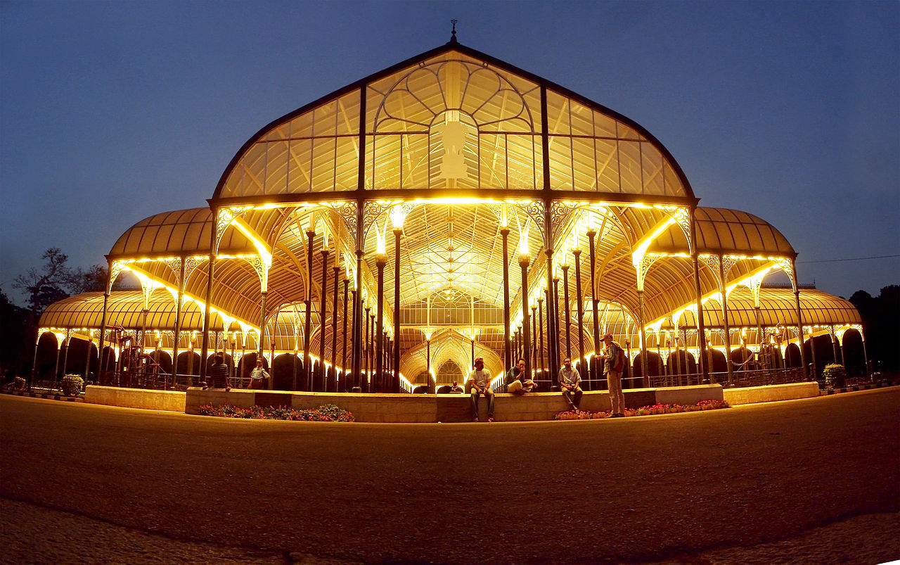 1280px-Lalbagh Glasshouse night panorama