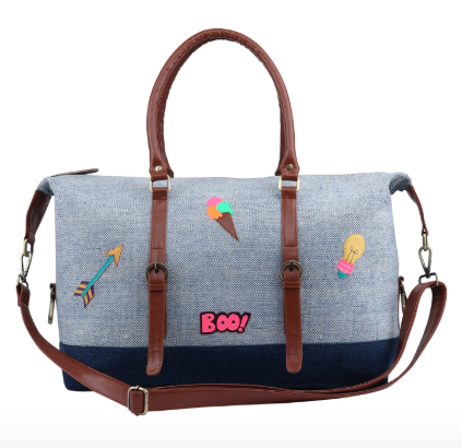 6 the love hook stylish cabin luggage bags