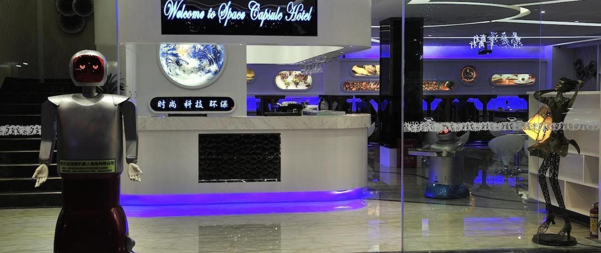 6.3 Pengheng Space Capsules Hotel  Shenzhen  China