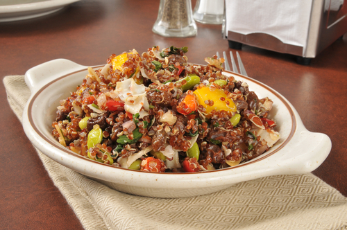 7 california quinoa salad