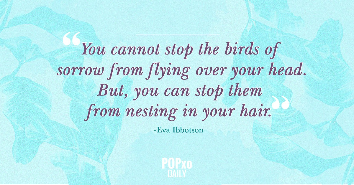 3. Quotes for Grief- Birds of sorrow