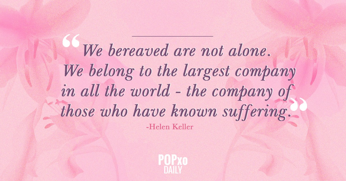 6. Quotes for Grief- we are not alone