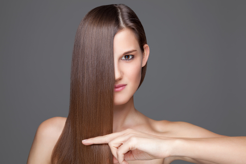 Straightening-smoothening