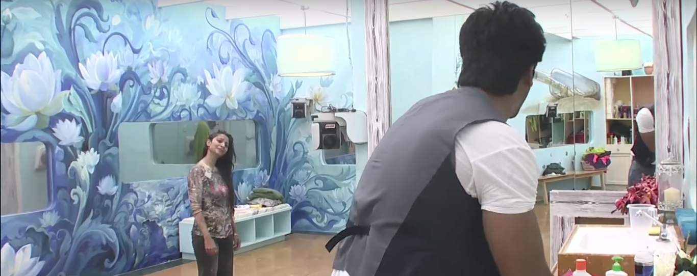 Biggest Controversies From The Bigg Boss House - tanisha mukherjee and kushal tandon fighting