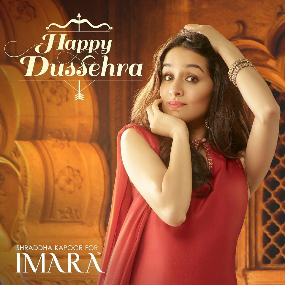 3. female celebrities with their own businesses - shraddha kapoor for imara
