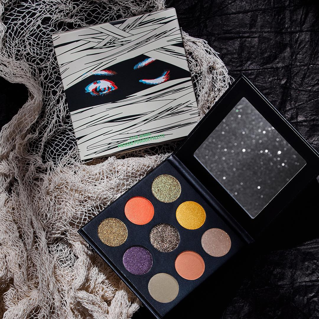 Kylie Jenner  Kylie Cosmetics  Halloween Collection  Makeup Products  New Internal %283%29