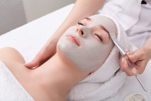 Permanent Treatments For Pimple Marks Salicylic Acid And Benzoyl Peels