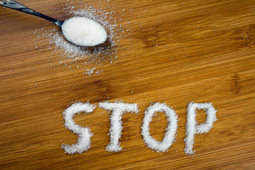 stop salt sugar and fat intake to reduce breast size naturally