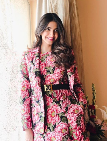 sonam head to toe floral 4
