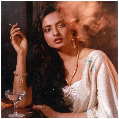 Rekha struggle days