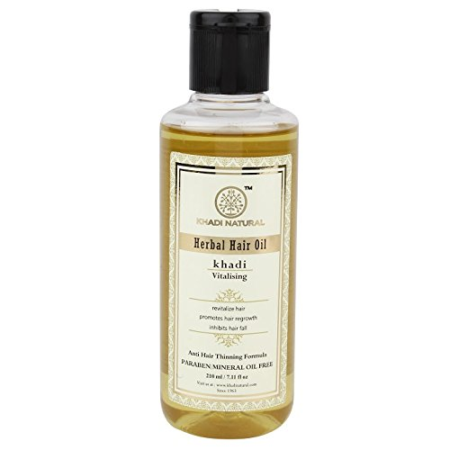 Khadi Natural Vitalising Hair Growth Oil
