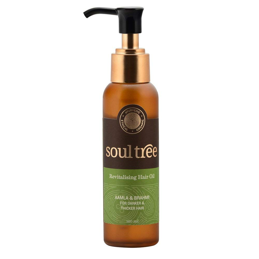 SoulTree Revitalising Hair Oil