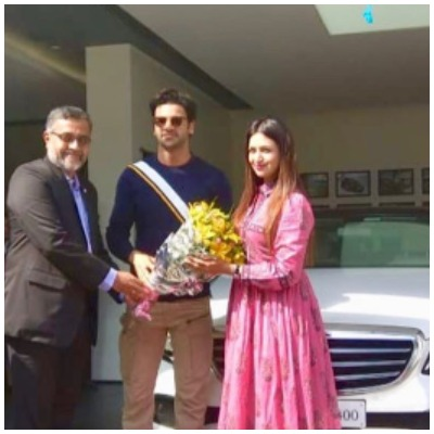 Divyanka-tripathi-dahiya-bought-new-car
