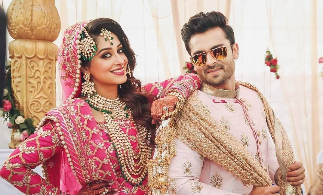 Dipika-kakkad-wedding