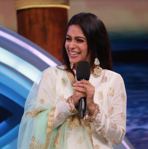 Dipika Kakar makeup bigg boss season 12