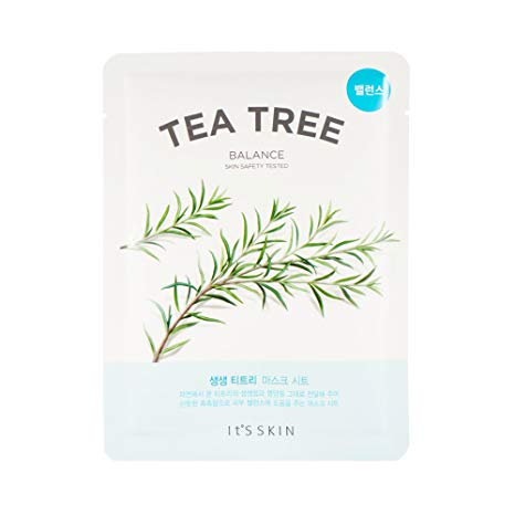 17 sheet mask tea tress