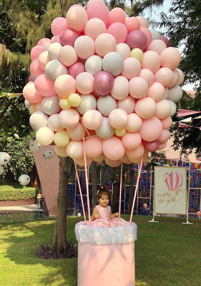 02 asin shares pictures of her daughter - arin