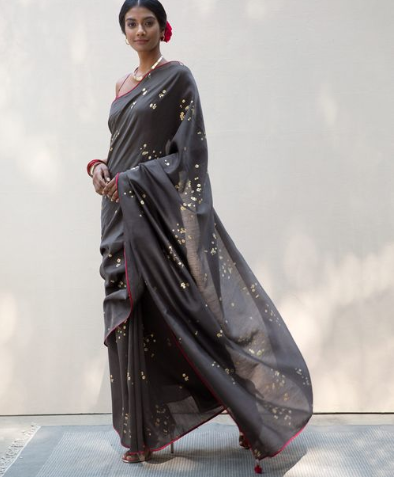 41-50-Saree-Designs-For-Diwali-zahirasari-charcoal-nicobar
