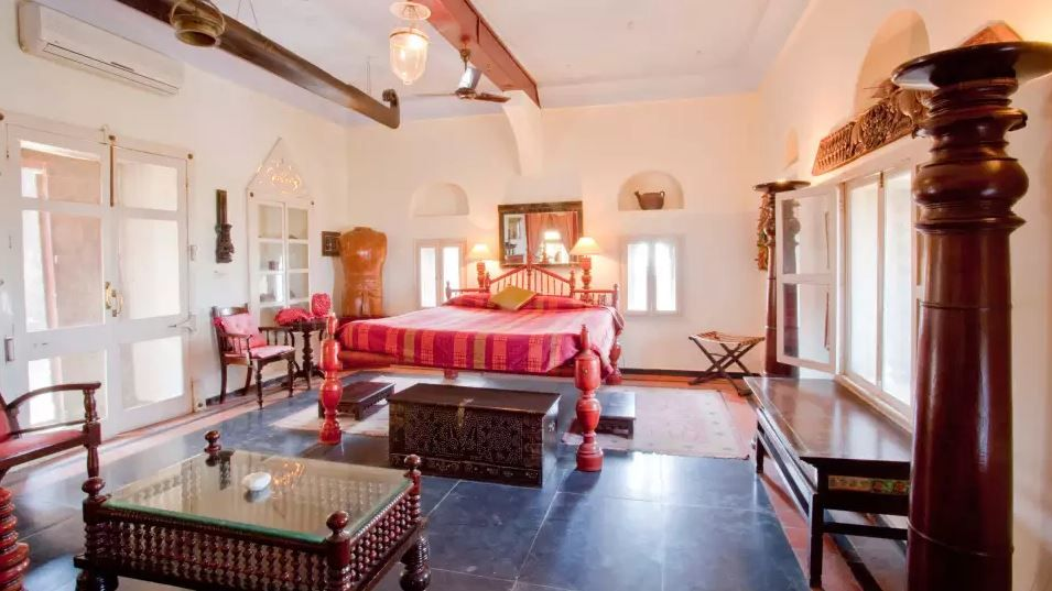 The Ultimate Guide To Neemrana Fort-Palace For A Perfect Weekend Getaway- Malabar Mahal