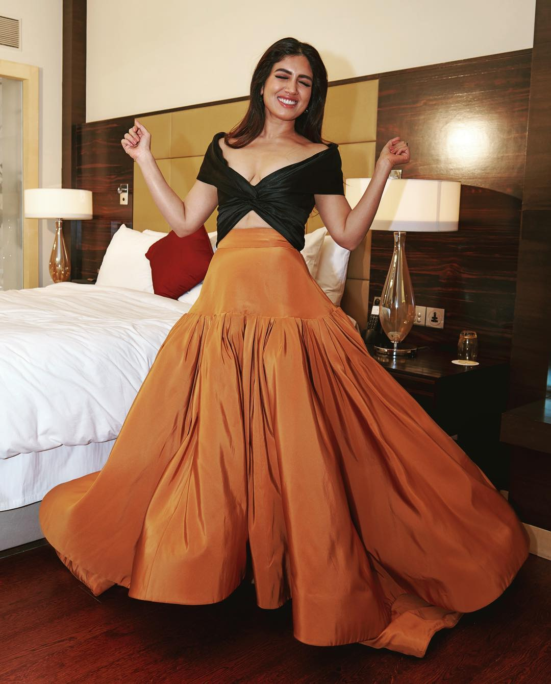 Bhumi Padnekar Gave Curvy Girls Everywhere DesiGirlGoals With Her Latest Outfit 01