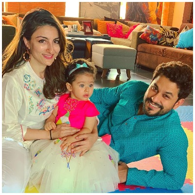 Diwali-looks-of-star-kids-child-actors-inaaya-kunal-khemu-soha-ali-khan-daughter