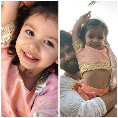 Diwali-looks-of-star-kids-child-actors-misha-shaahid-kapoor-daughter