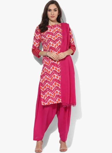 4-pink-printed-patiala-salwar-casual-punjabi-suit-designs