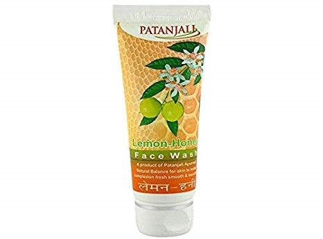 Patanjali-lemon-Honey-face-Wash