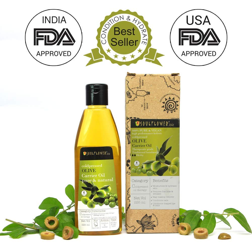 Olive oil- Soulflower Oil