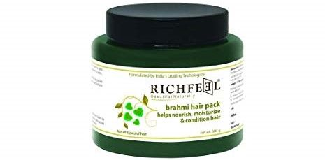 Richfeel Brahmi Hair Mask