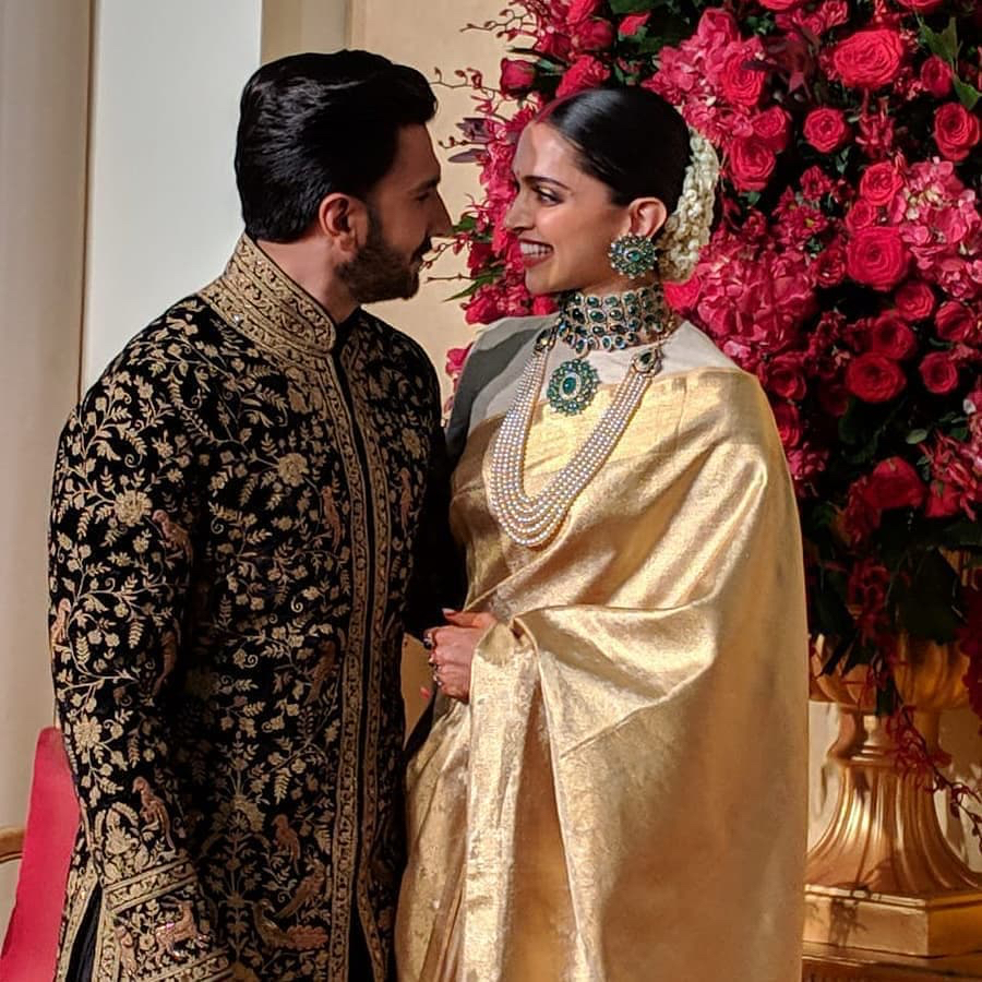 Deepika-Ranveer-Bangalore-Reception