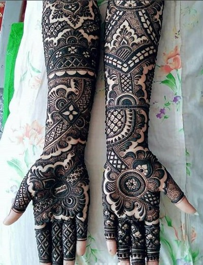 3 D_Mehendi_Designs_for_bride