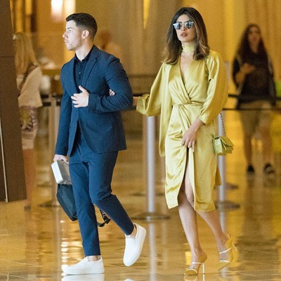 Priyanka And Nick's Love Story- Cousin's Wedding