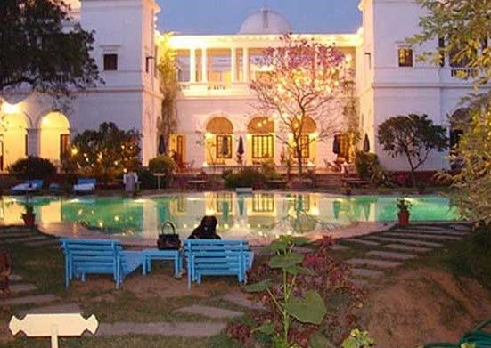 Best Dating Spots In Delhi-pataudi-palace