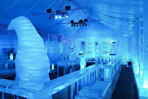 best Dating Place in Delhi-Ice Lounge