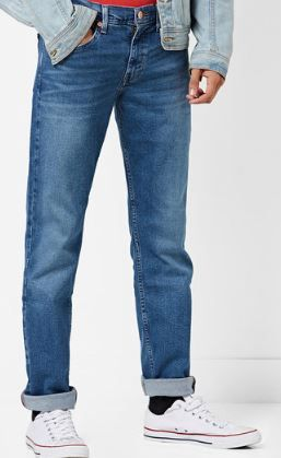 Birthday gifts for younger brother- Levis jeans